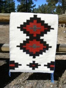 Katherine Eriacho weaving 2