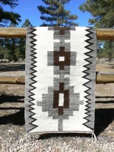 Katherine Eriacho weaving 3